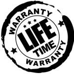 lifetime warranty repair composite stick
